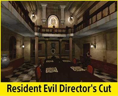 Resident Evil™ Director's Cut per PlayStation Classic