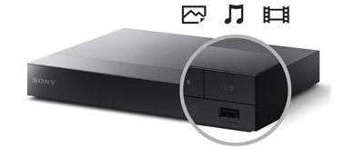 Netflix lettore Blu Ray Sony BDP-S6700