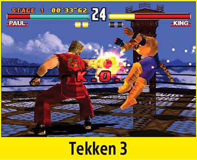 Tekken 3 per PlayStation Classic
