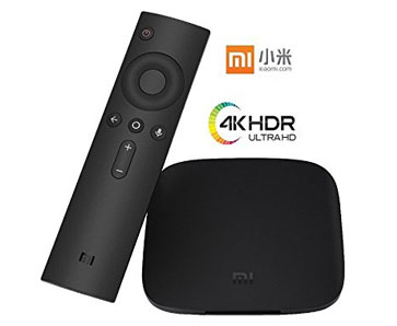 Xiaomi Mi Box 3s 4k Android TV per Netflix