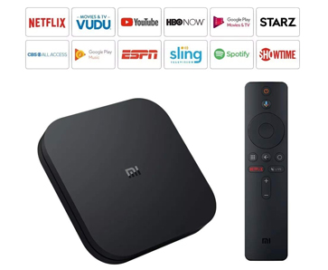 Xiaomi Mi Box S Android TV per RaiPlay