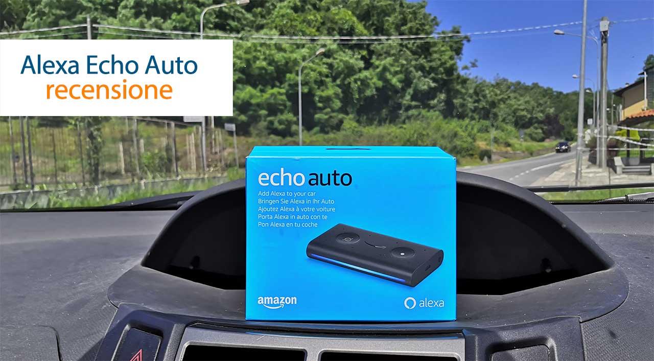 Echo Auto recensione