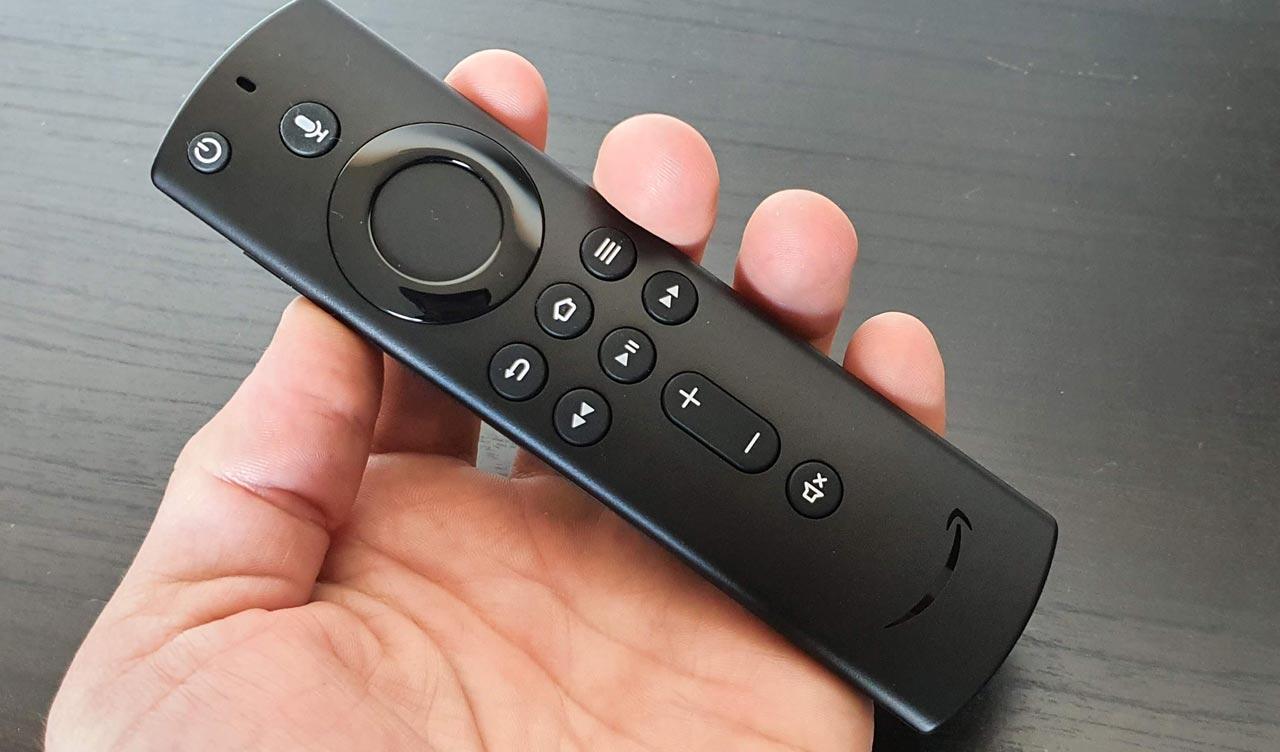 Telecomando Alexa Fire Stick TV
