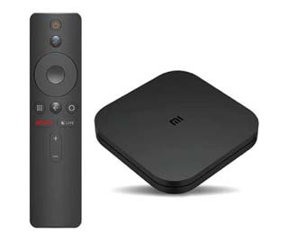 Android TV box Disney+ Mi Box S