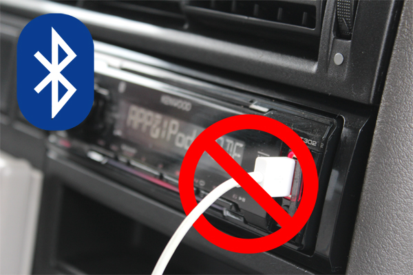 Autoradio Bluetooth USB