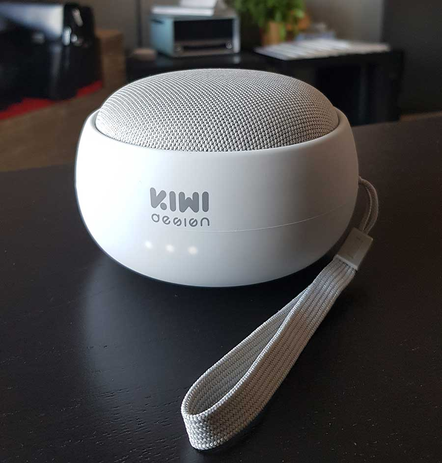 Batteria Google Home Mini KIWI Design