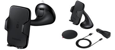Caricatore wireless Samsung da auto