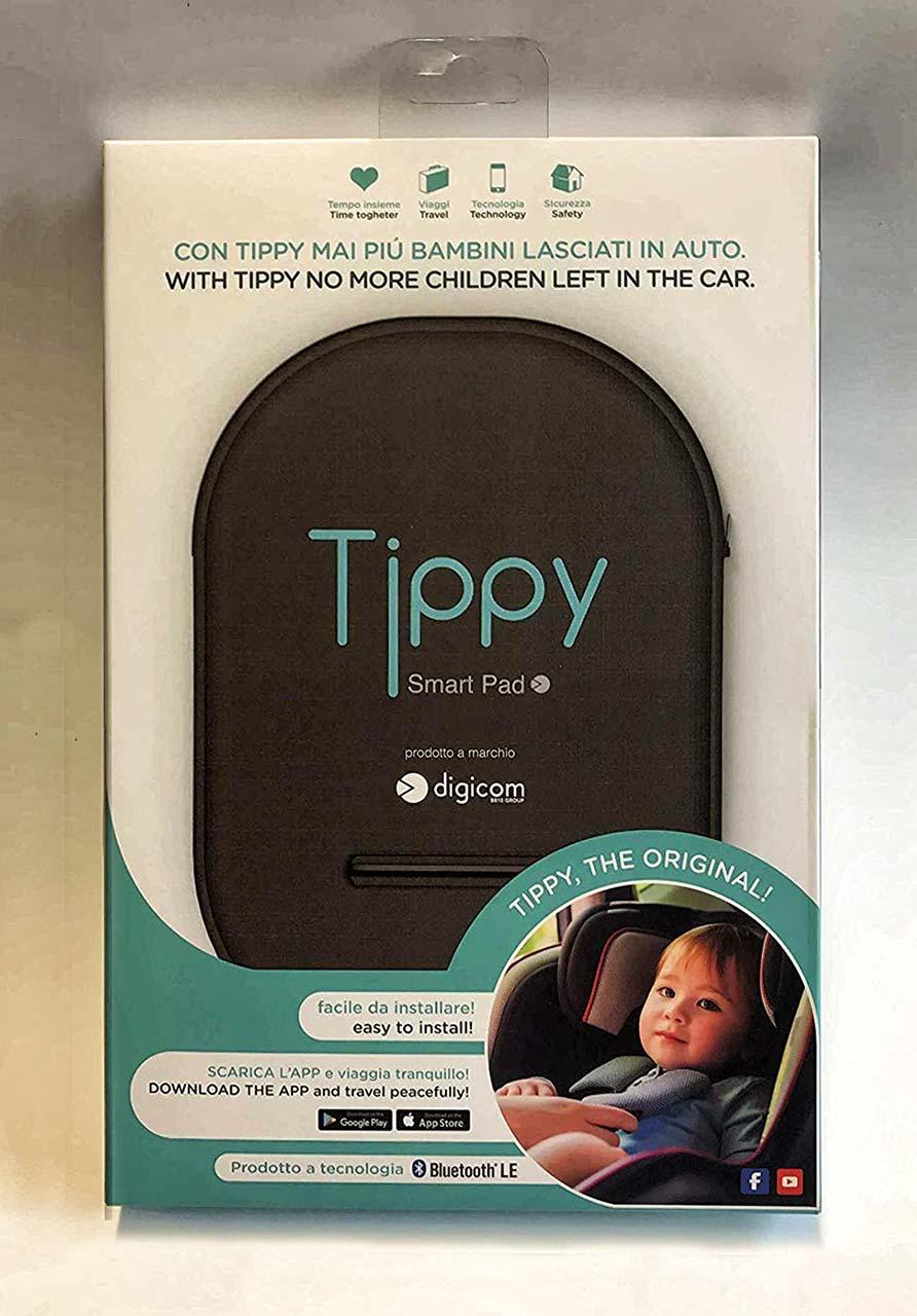 La confezione del Tippy anti-abbandono