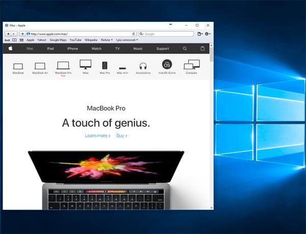 Download Apple Safari per Windows | RiparaIlMioPC com
