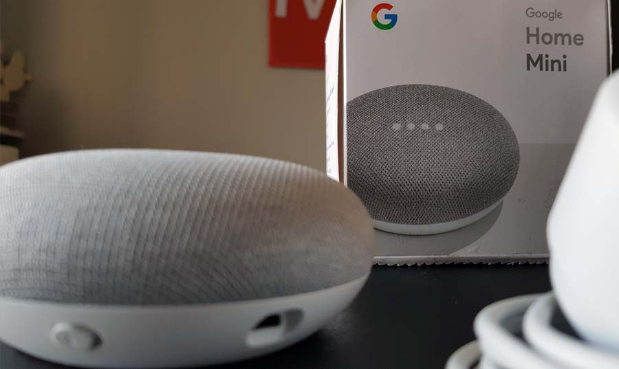 Google Home Mini recensione