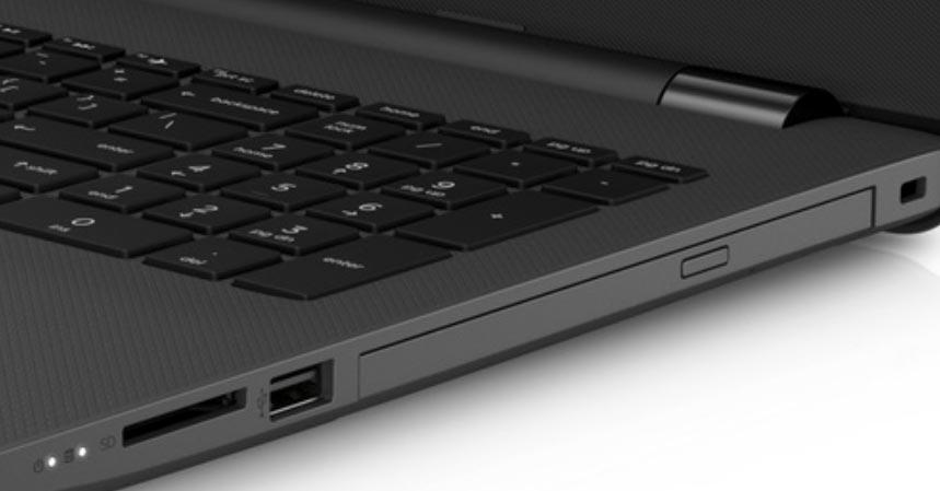 HP 250 G6 masterizzatore