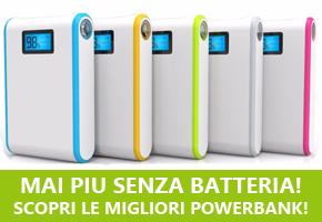 Scopri la migliore batteria esterna