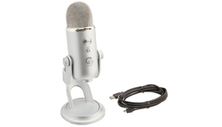 Microfono professionale Webinar Yeti di Blue Microphones