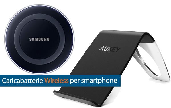 Migliori caricabatteria wireless per smartphone