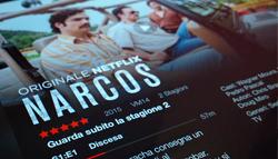 Narcos su Nexflix da iPad