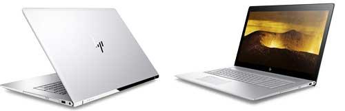 Notebook con lettore DVD integrato HP Envy 17-ae101nl