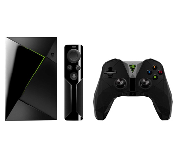 NVIDIA Shield TV per RaiPlay
