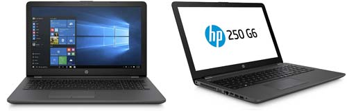 PC portatile con masterizzatore HP 250 G6