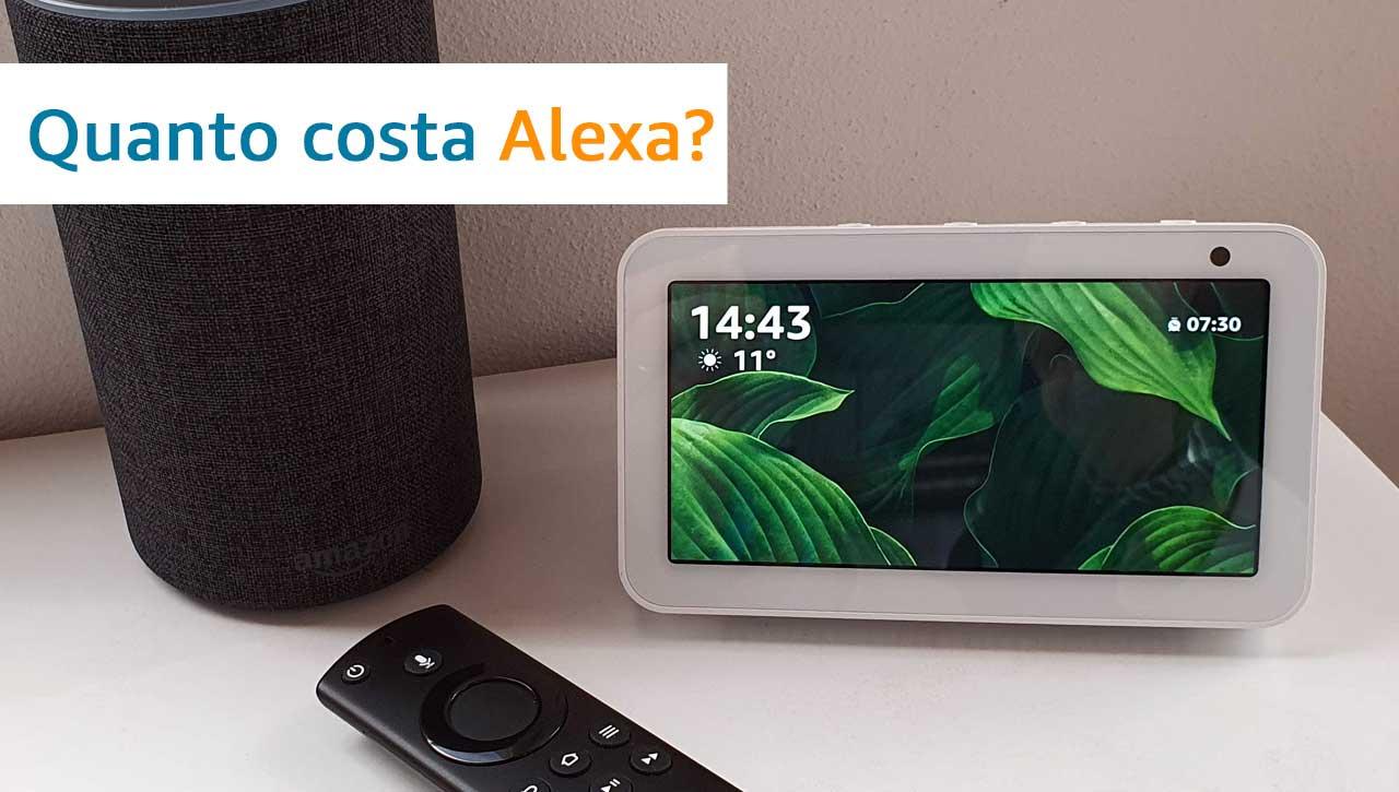 Quanto costa Alexa?