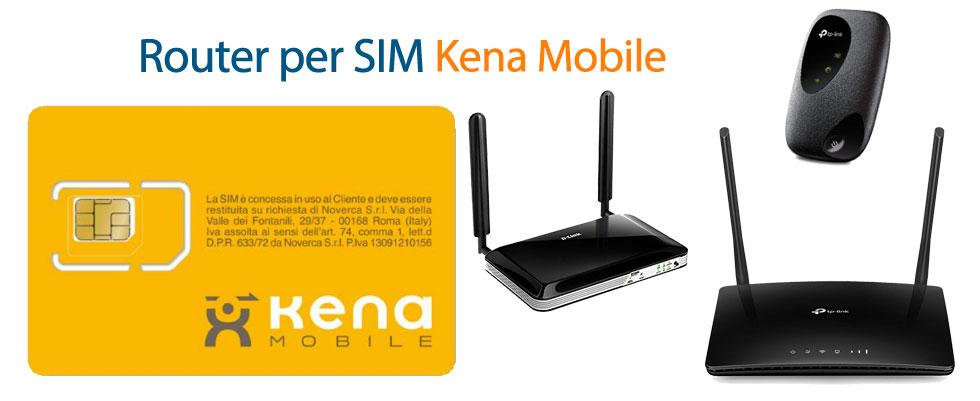 Router SIM Kena Mobile