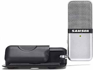Microfono Samson GoMic