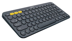 Tastiera Bluetooth Logitech K380