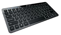 Tastiera Bluetooth Logitech K810
