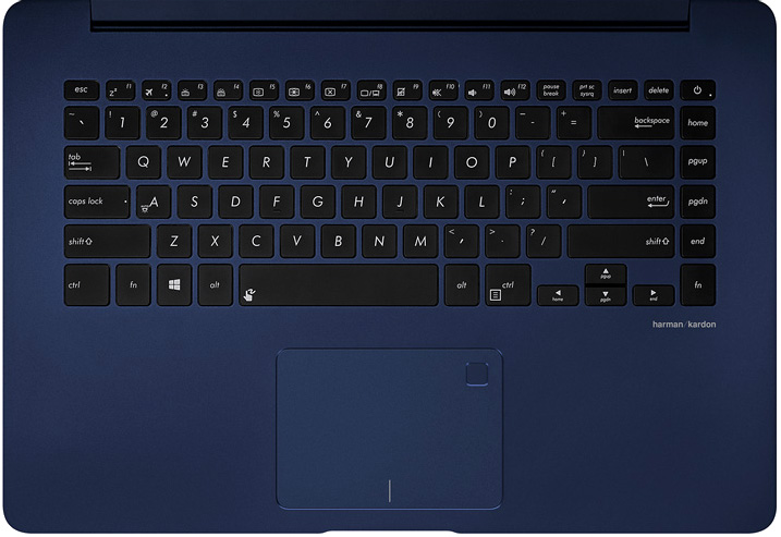 Tastiera e touchpad Asus Zenbook UX530UX