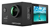 DBPOWER® EX5000 WIFI 14MP FHD Sport Action Cam