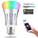 Unitify lampadine Alexa e Google Home